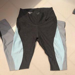 Nike multi colored leggings